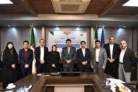 بازدید مدیران وزارت حمل و نقل الجزایر از مجتمع بندری امام خمینی