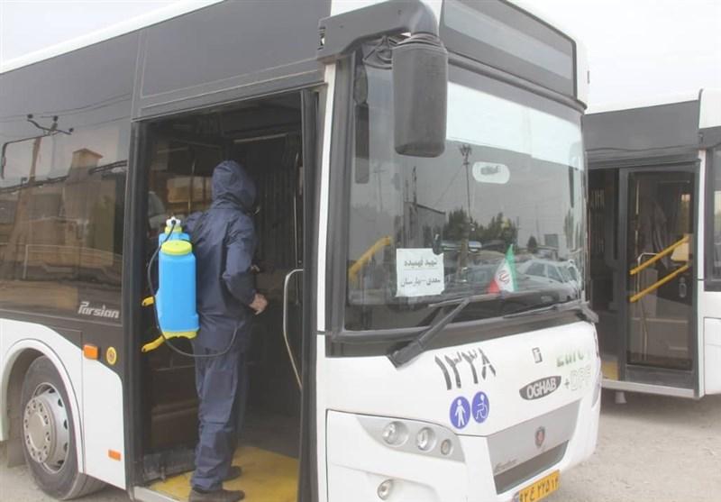 برنامه جدید سرویسدهی اتوبوسرانی اهواز