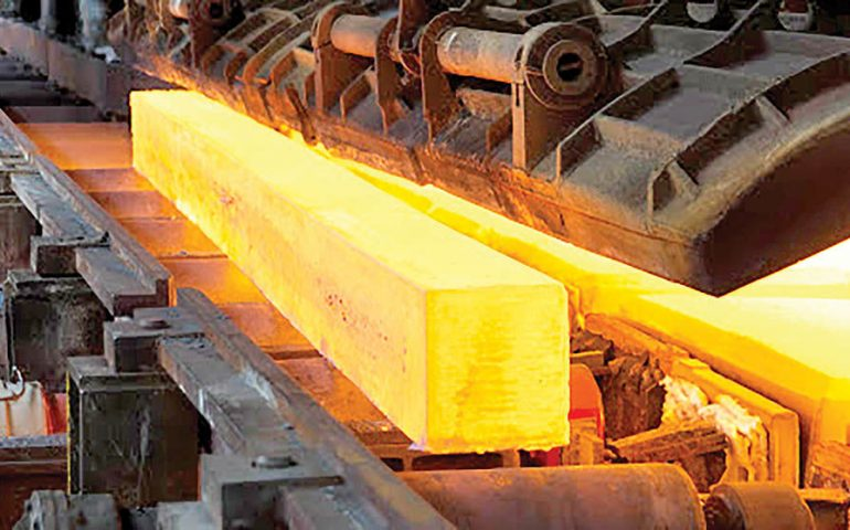 تحقق شعار سال در تولید فولاد خوزستان