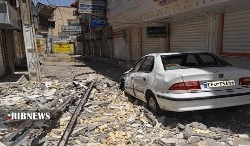 زخمهای زلزله مسجدسلیمان التیام یافتند؟