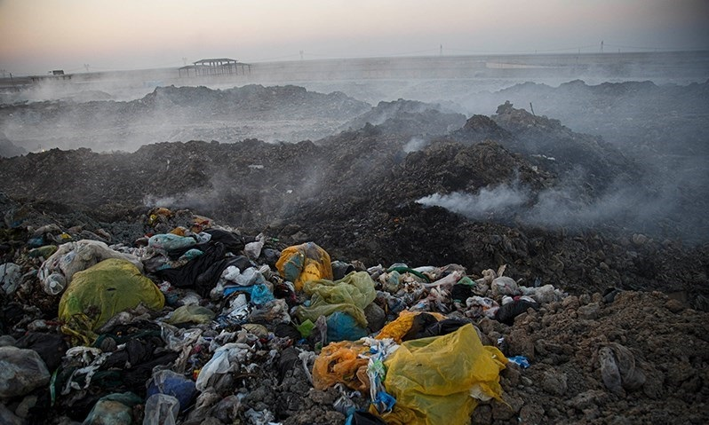 صفیره، زباله دانی که میتواند منشا ثروت باشد
